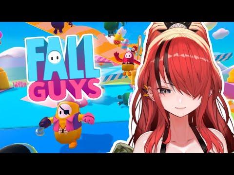 【Fall Guys】はじめてのゲームプレイ【にじさんじ/レイン・パターソン】