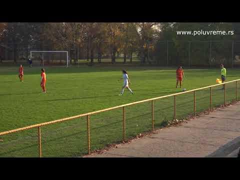 ŽFK Železničar - ŽFK Budućnost 5:0