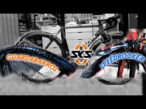 Speedrocker de SKS, guardabarros especial para Gravel