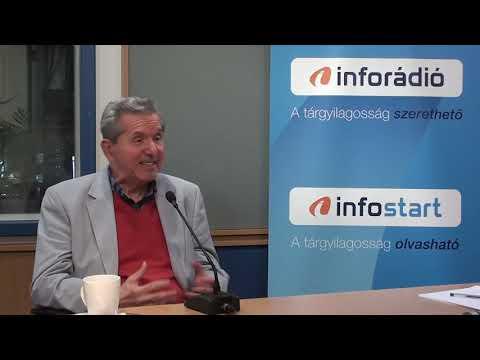 InfoRádió - Aréna - Kiss J. László - 2021.10.28.