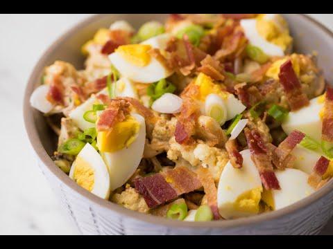 Loaded Summer Cauliflower Salad ? Tasty