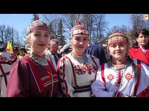 Митинг, посвященный 170-летию И.Я. Яковлева