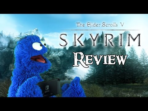 connectYoutube - Skyrim Review (Switch) │ I Guess This Is My Life Now