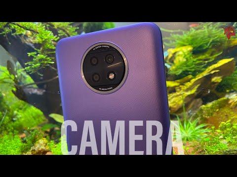 Xiaomi Redmi Note 9T Camera Test