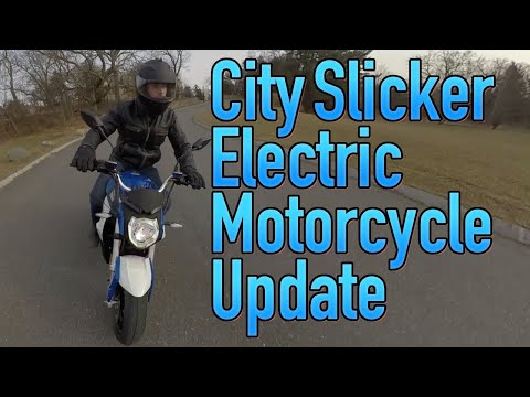 City Slicker electric motorcycle news and updates