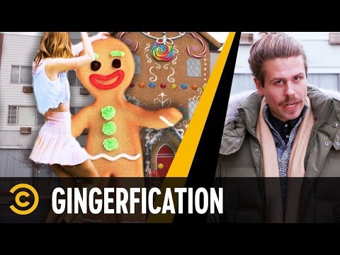 Gingerfication is Ruining This Neighborhood - Mini-Mocks - funny