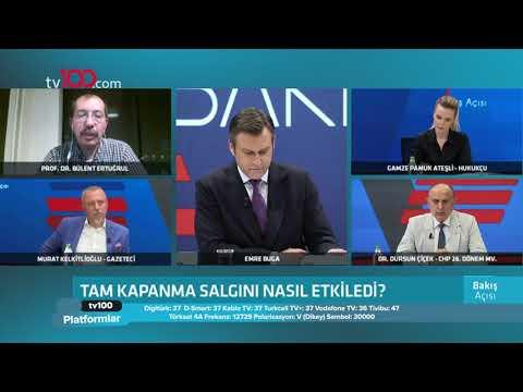 """""""Pandemi Yönetimi"""" polemiği – Emre Buga ile Bakış Açısı – 10 Mayıs 2021"""