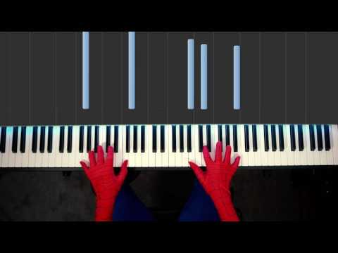 Spiderman Homecoming Suite (Piano/Orchestral Cover)