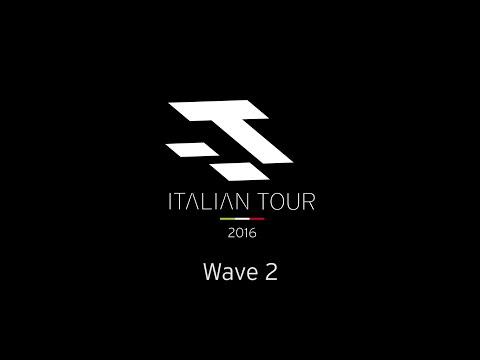 Lamborghini Italian Tour: Emilia Romagna and Marche  - Wave 2