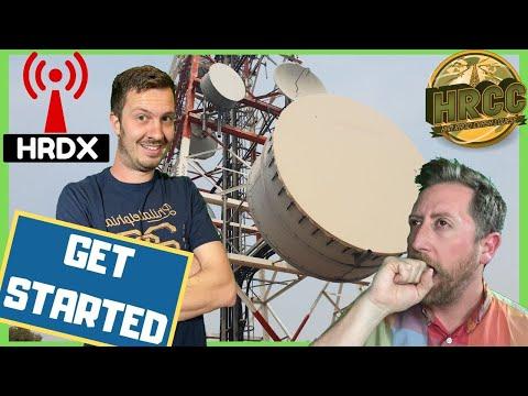 Getting Started In Microwave Ham Radio With Hayden! Ham Radio DX