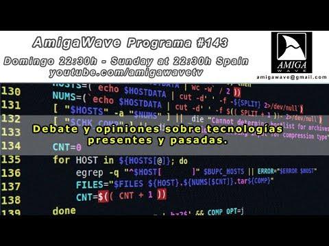 Programa #145 - Divagando y opinando sobre tecnologías informáticas y los rojos del C64.