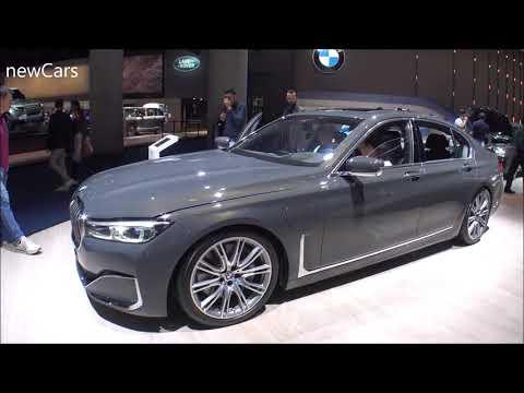 The 2020 BMW 745e
