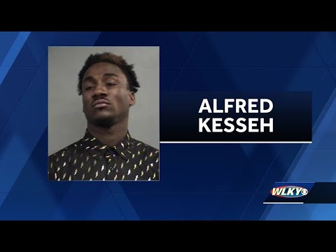 Man tied to robberies, rape near UofL campus arrested
