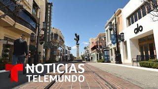Noticias Telemundo: Coronavirus, un país en alerta, 19 de marzo 2020   Noticias Telemundo