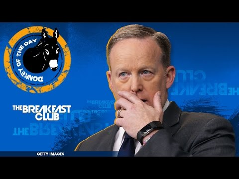 Sean Spicer References Hitler And The Holocaust During White House Press Speech