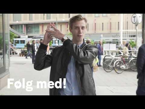 Ismagi med Hennig-Olsen Is