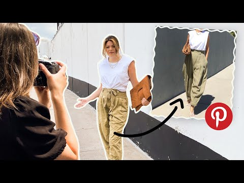 we tried thrifting our dream Pinterest outfits!