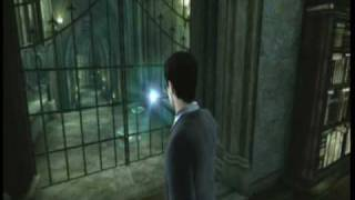 Harry Potter: Half Blood Prince Walkthrough Part 13 - Going to Astronomy Tower and Playing as Ron