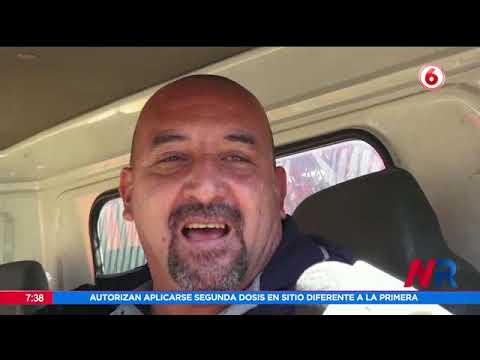 Paso entre Desamparados y San Juan para llegar a Río Segundo lleva más de un mes cerrado