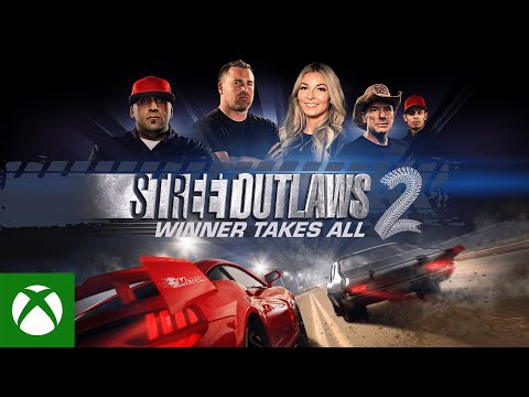 Street Outlaws 2: Winner Takes All Launch Trailer