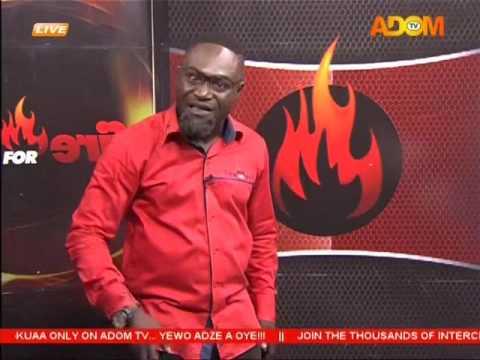 Fire 4 Fire on Adom TV (1-12-16)