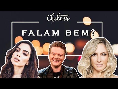 O Espanhol de Anitta, Michel Teló, Claudia Leitte e outros | La Mirada Chilena 4ª temp
