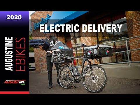 E bikes 2020: Food Delivery is going ELECTRIC