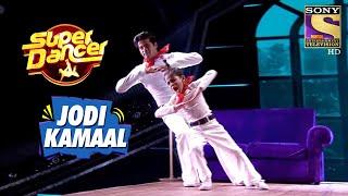 इस Jodi की Chemistry ने किया Judges को Amaze   Super Dancer   Jodi Kamaal Ki - SETINDIA