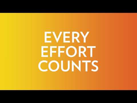 2020 Season of Giving - Every Effort Counts