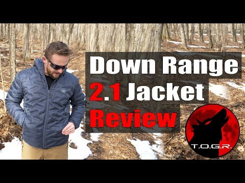 Tactical Distributors Down Range Hooded Jacket 2.1 - Review