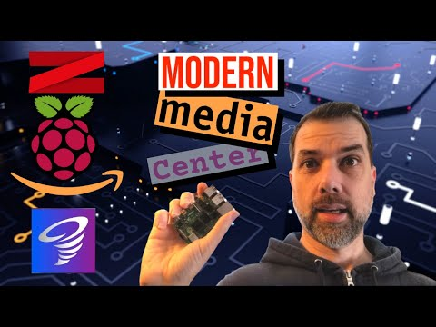2021 Raspberry Pi Media Center - Netflix, Prime, DRM, TwisterOS, RetroPie, Steam