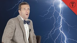 Does Counting the Seconds After a Lightning Strike Work? | Don't Be Dumb