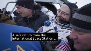 Space Station Crew Returns Safely on This Week @NASA – March 5, 2018