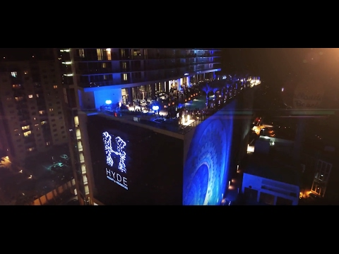 Hyde Resort & Residences Hollywood, FL Grand Opening Party