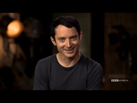 #AskDirk with Elijah Wood | Dirk Gently's Holistic Detective Agency | October 14 at 9/8c