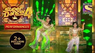 Anshika ने दिया Power-Packed Performance   Super Dancer 4   सुपर डांसर 4 - SETINDIA