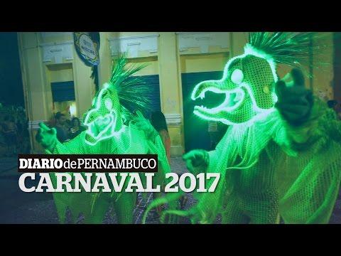 Os melhores momentos do carnaval de Pernambuco