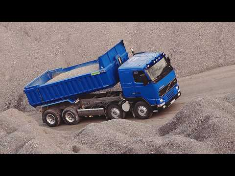 Volvo Trucks - How Volvo FH became the drivers choice (Volvo FH 25 years)