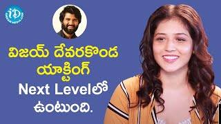Vijay Deverakonda Has So Much Fun on Sets - Actress Priyanka Jawalkar | Talking Movies with iDream - IDREAMMOVIES