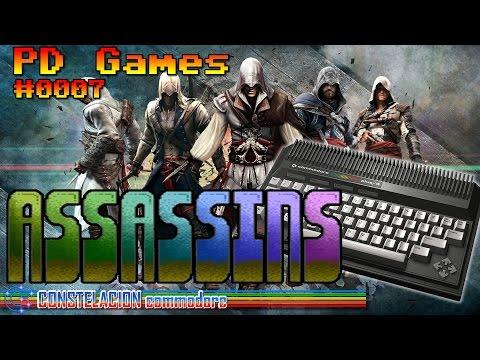 PD Games #0007: Los Asesinos del Plus/4 | Assassins | Skoro