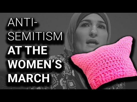 The Women's March Has an Antisemitism Problem