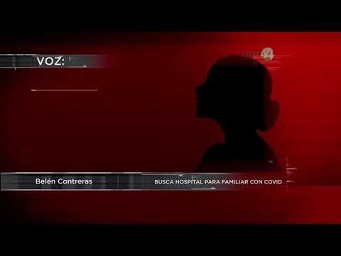 Enfermos de COVID-19 no encuentran lugar para ser atendidos en la ZMG