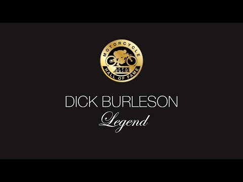Dick Burleson: Hall of Fame Legend Recognition