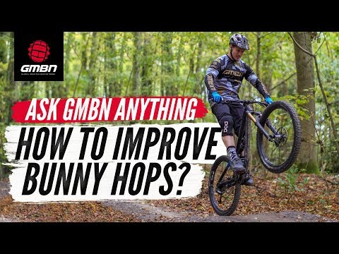 """How Can You Improve Your Bunny Hops"""" 