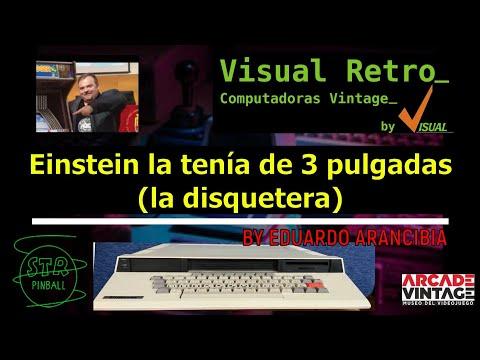 #8-RMO Einstein la tenía de 3 pulgadas (la disquetera) by Eduardo Arancibia