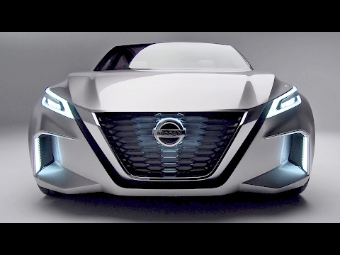 Nissan Vmotion 2.0 ? 2017 Design Award for Best Concept Vehicle