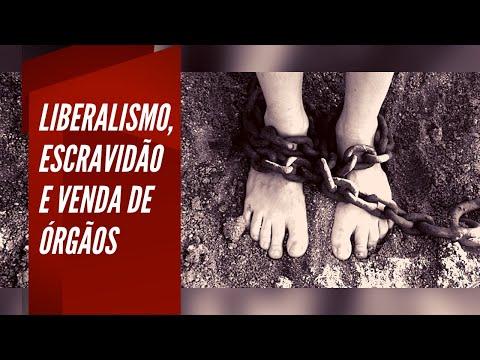 Liberalismo: escravidão, colonialismo, racismo e... venda de órgãos