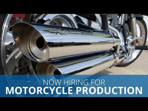 Bear Staffing   Motorcycle Production 1080p