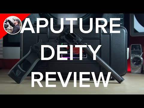 Aputure Deity Mic Review - feat. Sennhesier MKH-416!