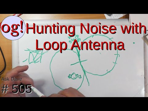 Hunting Noise with Loop Antenna (#505)